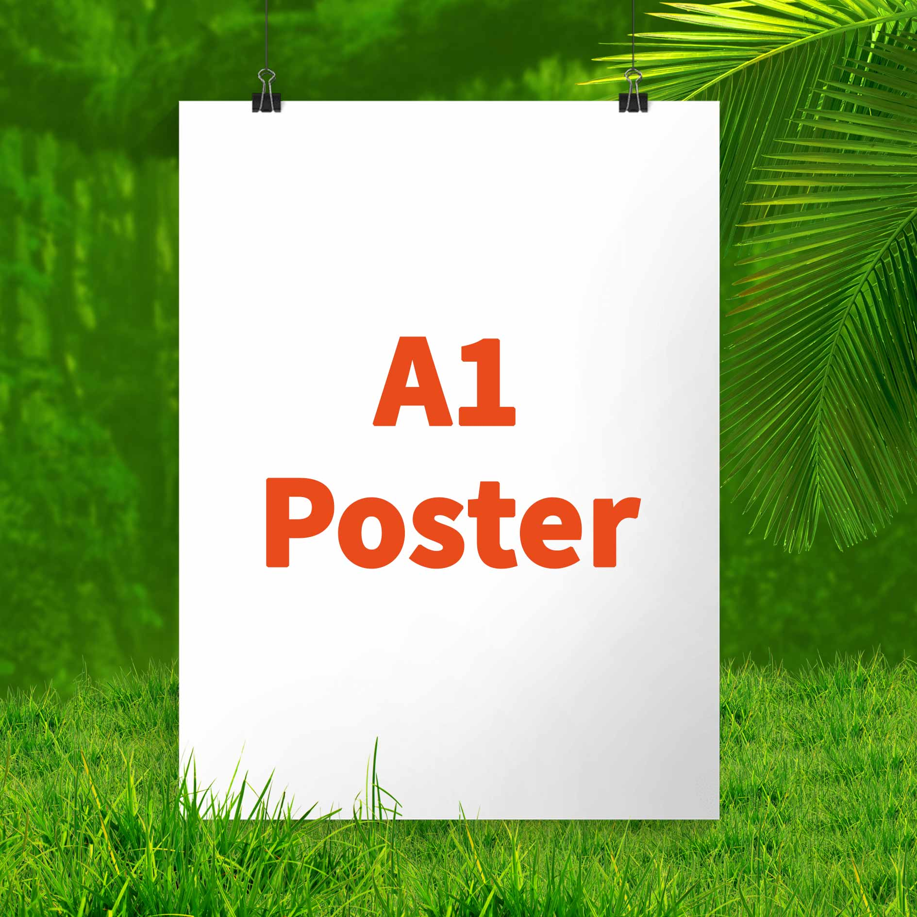 A1 Posters 594 X 841mm Monkey Banners